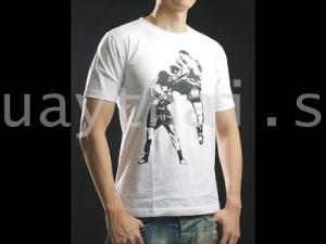 TUFF Muay Thai T-shirt White Major Fighting Styles