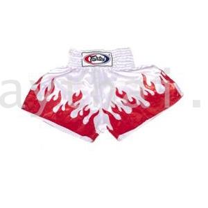 White-Red Flame - Fairtex