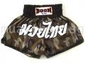 Muay Thai Shorts CAMO GREEN - Boon Sport