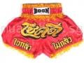 Muay Thai Shorts CHOK DEE RED - Boon Sport