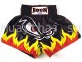 Muay Thai Shorts NO FEAR FLAMES - Boon Sport