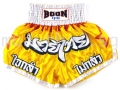 Muay Thai Shorts RED STARS - Boon Sport