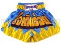 Muay Thai Shorts YELLOW FLAME - Boon Sport