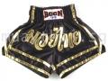 Muay Thai Shorts BLACK & GOLD - Boon Sport