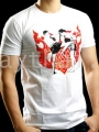 Knee design T-shirt - TUFF