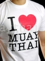 I Love Muay Thai T-shirt - TUFF