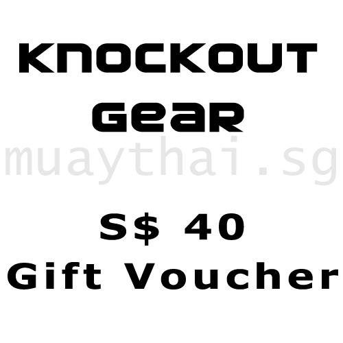 40 SGD gift voucher