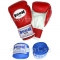 Gloves and handwraps set - Boon Sport
